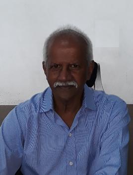 Mr Ankiah