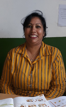 Mrs Meenakshi